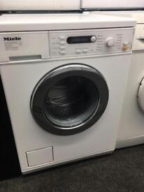 Miele washing machine 3 month warranty free delivery