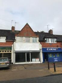 Cafe, restaurant & takeaway shop to let in northampton