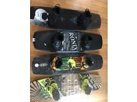 Ronix wake boards for sale