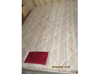 FOR SALE KING SIZE ORTHOPEDIC MATTRESS