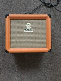 Orange Crush 15R Amp