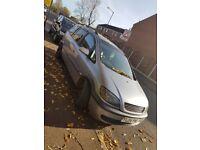 Vauxhall zafira 2.0 diesal swap or sell