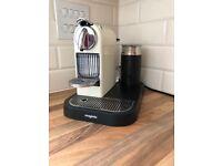 Nespresso Coffee Machine - Cream