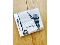 Nintendo DS Quantum of Solace very good condition
