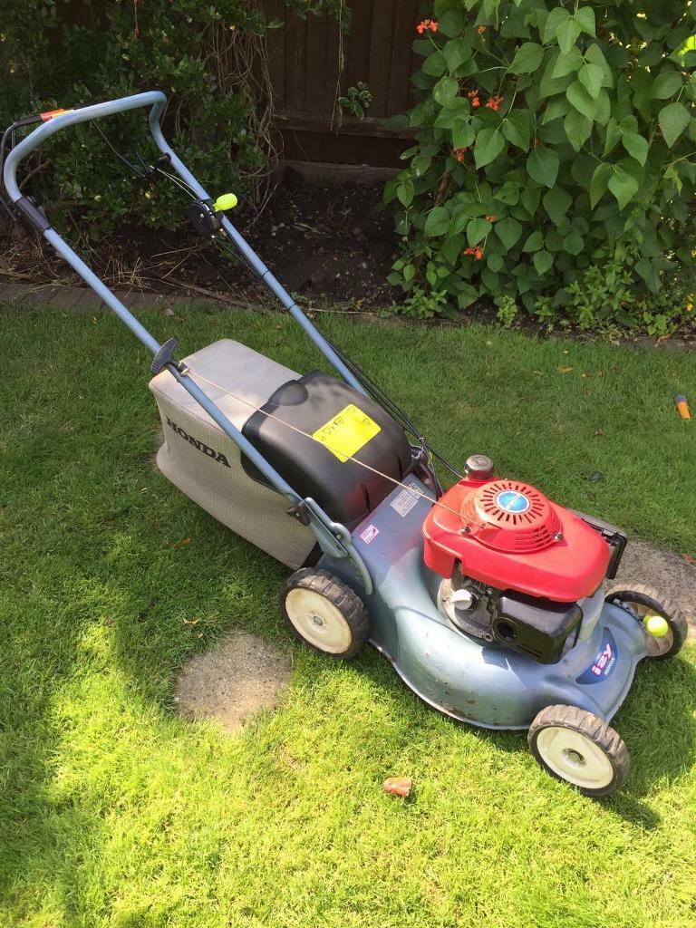 "Honda Izy Self Propelled Petrol Lawnmower Lawn Mower 16""   in Wigston,  Leicestershire   Gumtree"