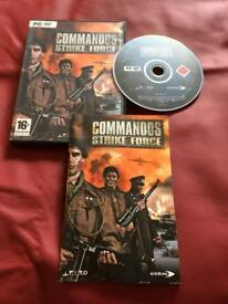 Commandos Strike Force PC