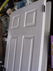 Matching Internal White wood Doors - Many !