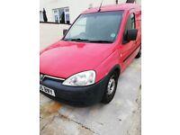 Vauxhall Combo Van 1.3cdti 12 months MOT