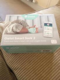 Owlet smart sock 2