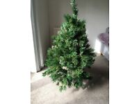 4ft artificial Christmas tree great quality