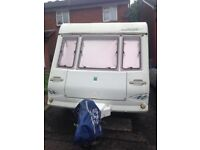 caravan 2001 2 birth, for sale it's in very good conditions.