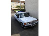 Mercedes Benz 190e 1.8 1992