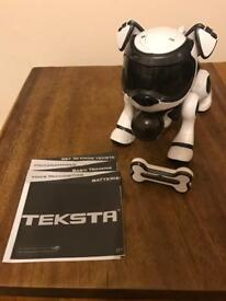 Teksta the Robotic Dog