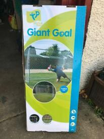 Giant metal football goal £25 fixed price