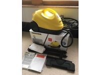 Karcher steam cleaner SC1020 **only used once** excellent condition