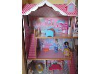 ELC Barbie dollhouse