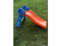 Toddler slide immaculate condition