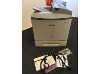 Epson Aculaser C1000 Colour Laser Printer. Fully working. Penarth