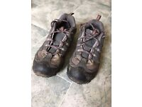 Walking Boots, size 5