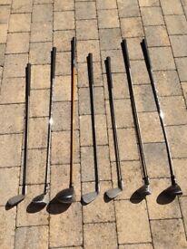 Golf clubs (Wilson)