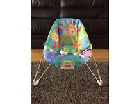 Fisher Price Discover and Grow Activity Bouncer - Baby Bouncy Chair