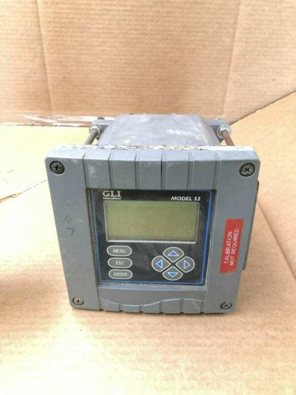 GLI International Model 53 pH/ORP Analyzer
