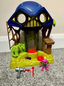 Imaginext DC Lex Luthor and the Hall of Doom