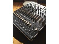 Mackie Onyx 1620i Firewire Mixer Recorder