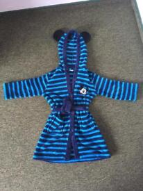 Disney Mickey Mouse Dressing Gown 3-4yrs