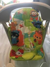 Fisher price 2 in 1 rainforest baby swing