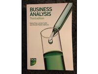Business Analysis Third Edition Debra Paul (BCS)