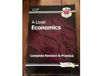 A-level Economics book