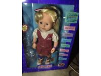 Amazing Ally doll. In great condition with original clothing and shoes, and all stories.
