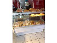 Refridgerated sandwich counter