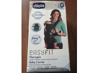 Chicco easyfit baby carrier