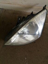 Ford Focus 1999 head light