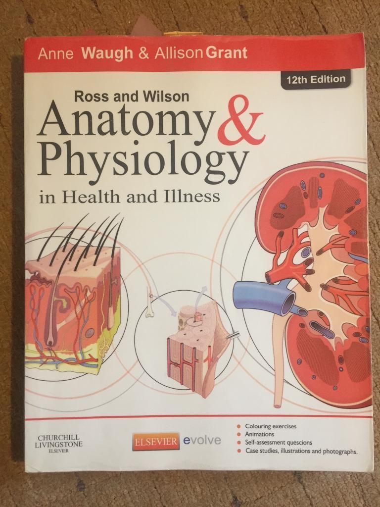Único Ross Y Wilson Anatomía Y La Fisiología Del Libro Pdf Descarga ...