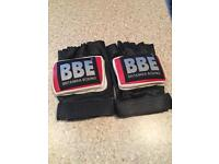 BBE Weighted Gloves