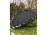 Trampoline ( damaged in storm)