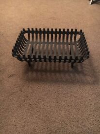 "Fire iron basket 18"""
