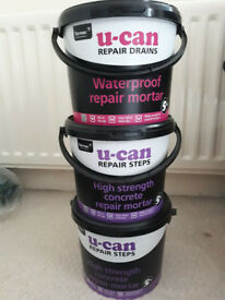 5kg High Strength Concrete Repair Mortar £5 Each 2 Available