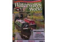 Waterways world magazines