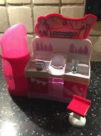 Shopkins makeup spot play set