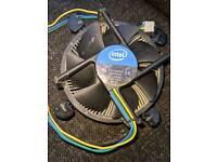 Intel i5-750 LGA1156 & Stock cooler