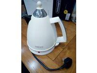 Delonghi argento flora kettle