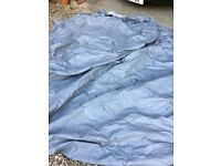 High quality Heavy Duty outdoor family saloon size Car Cover Vented