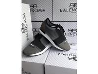 Brand new Balenciaga Runners - Grey (men's)