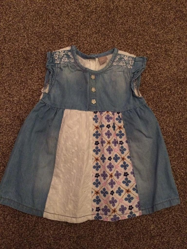 Summer dress age 11.5 years as newin Liversedge, West YorkshireGumtree - Gorgeous summer dress 100% cotton in new condition from TU age 1 to 1.5yrs