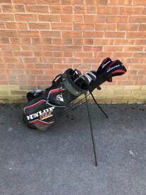 Set of Dunlop Golf Clubs