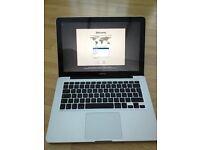 "MacBook Pro 13"" 2011-2012 Apple mac laptop (used)"